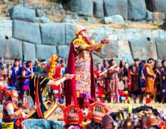 Inti Raymi Machu Picchu