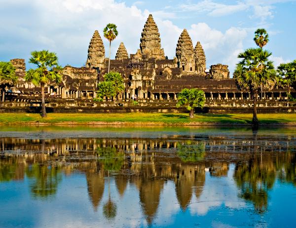 cual es la mejor epoca para viajar a camboya