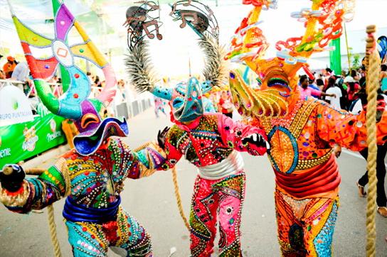 visitar punta cana en carnaval