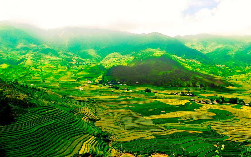 cual es la mejor epoca para visitar vietnam