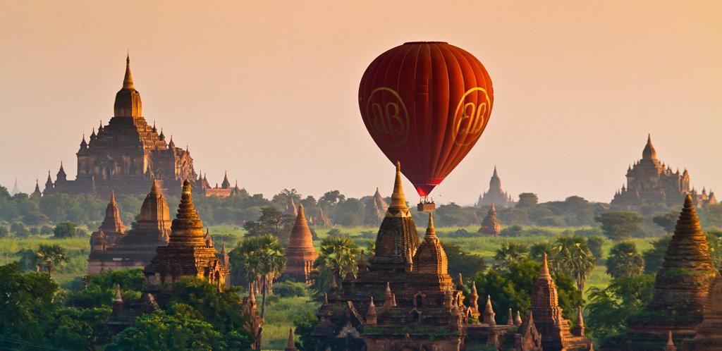 cuando viajar a birmania bagan