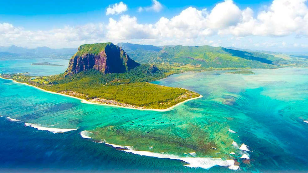 El clima en Mauricio