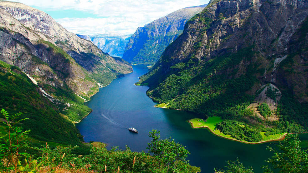 Resultado de imagen de fiordos noruega