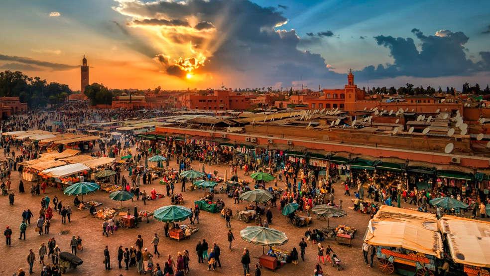 Cu l es la mejor epoca para viajar a marrakech vamos a - Cual es la mejor ciudad de espana ...