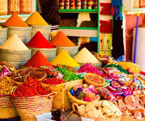 cuando viajar a marrakech