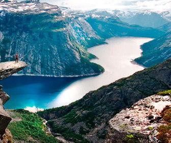 mejor epoca para viajar a los fiordos noruegos