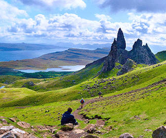 cual es la mejor epoca para viajar a escocia
