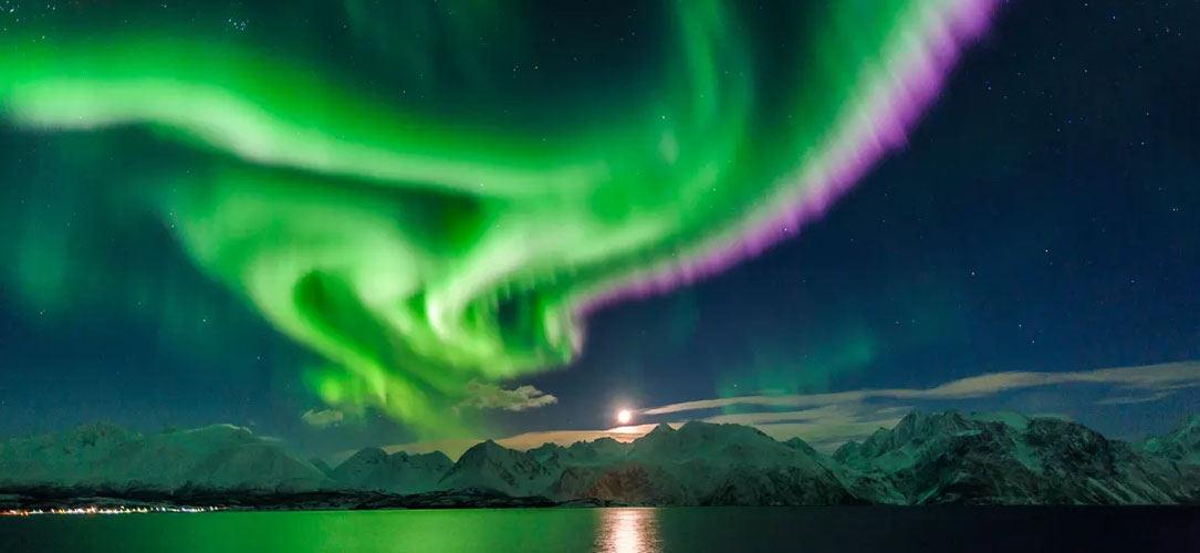 Solar For America >> ¿Cuál es la mejor época para ver Auroras Boreales? Dónde y Cuando