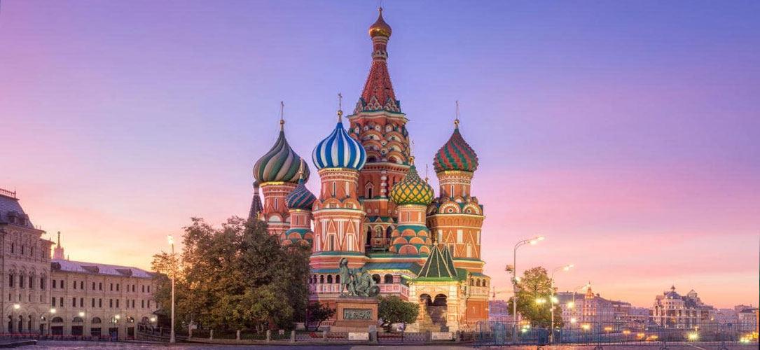 cual es la mejor epoca para viajar a Rusia