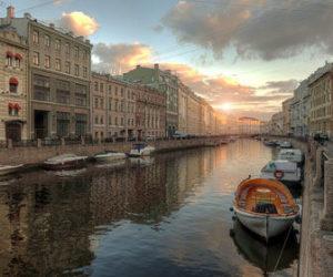 El clima en Rusia