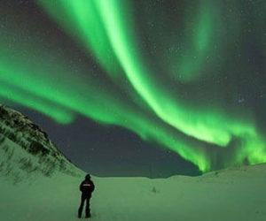 donde ver auroras boreales