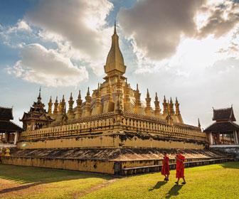 el clima en Laos