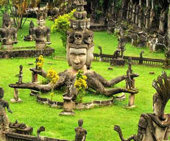 cuando viajar a Laos