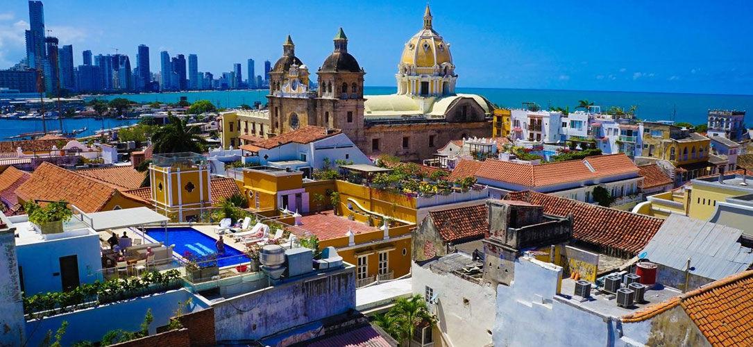 Cu l es la mejor poca para viajar a cartagena de indias aqu - Cual es la mejor ciudad de espana ...