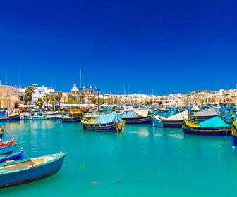 el clima en malta